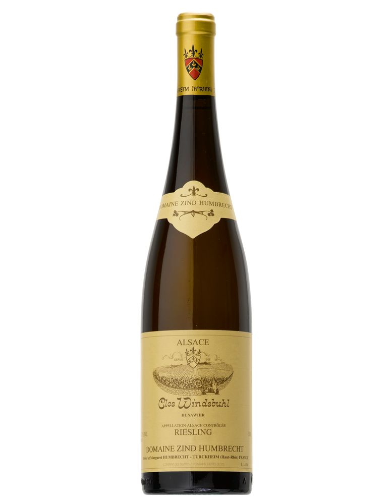 Domaine Zind Humbrecht 2010 Riesling Clos Windsbuhl, Alsace, France