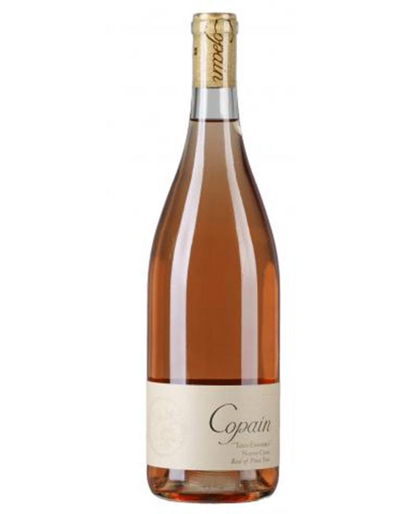 Copain 2017 'Tous Ensemble' Rosé of Pinot Noir, Mendocino County, California