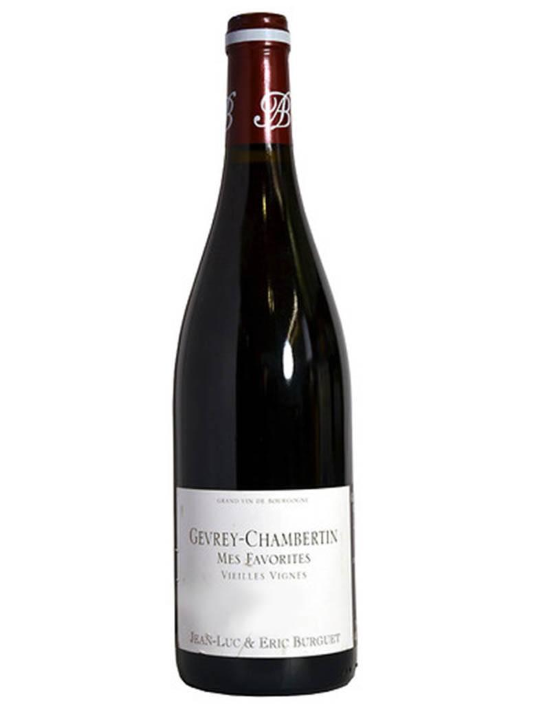 Jean-Luc & Eric Burguet 2015 Gevrey-Chambertin Mes Favorites Vieilles Vignes, Bourgogne, France 1.5L