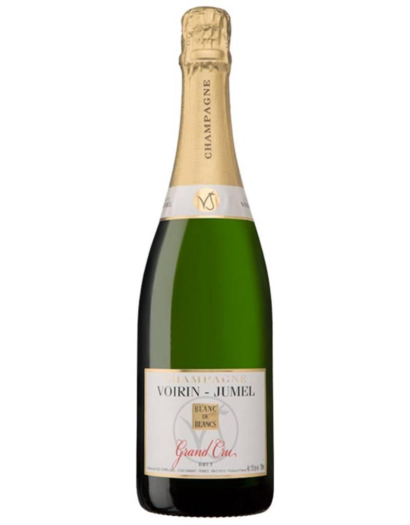 Voirin-Jumel Blanc de Blancs, Grand Cru Brut, Champagne, France 1.5L