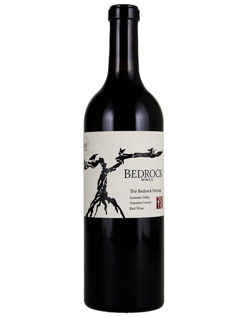 Bedrock Wine Co. 2019 The Bedrock Heritage, Sonoma Valley, California
