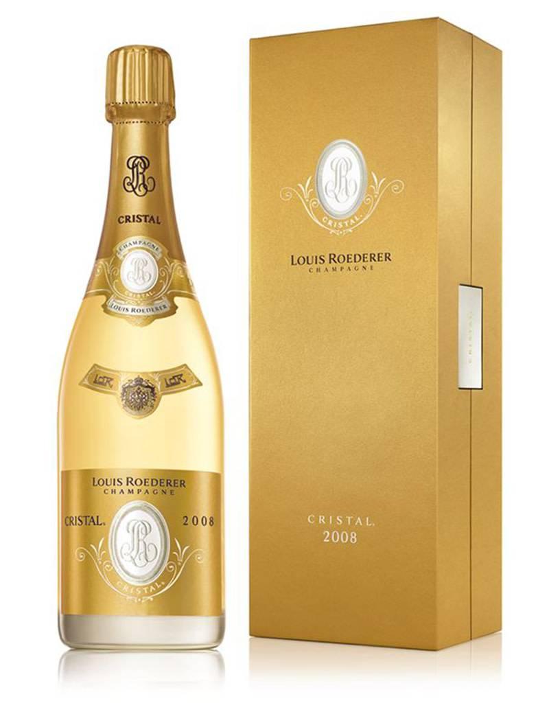 Louis Roederer Louis Roederer Estate 2008 Cristal Champagne, France