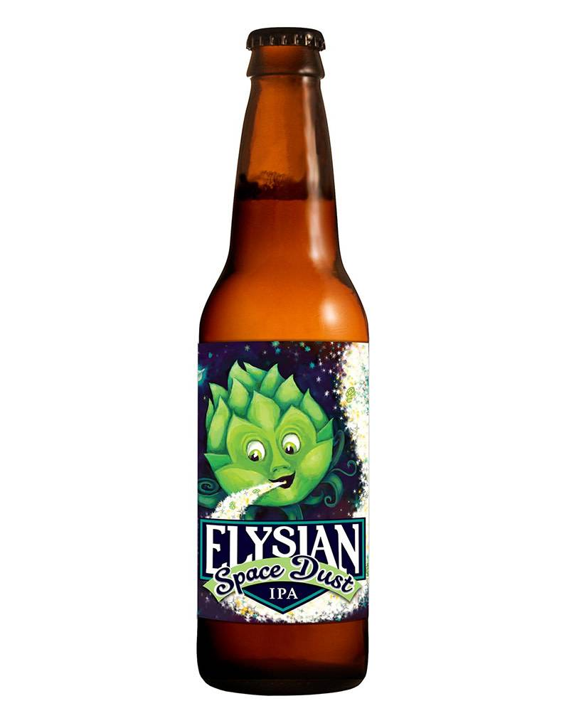 Elysian Brewing Company Space Dust IPA 6pk Bottles