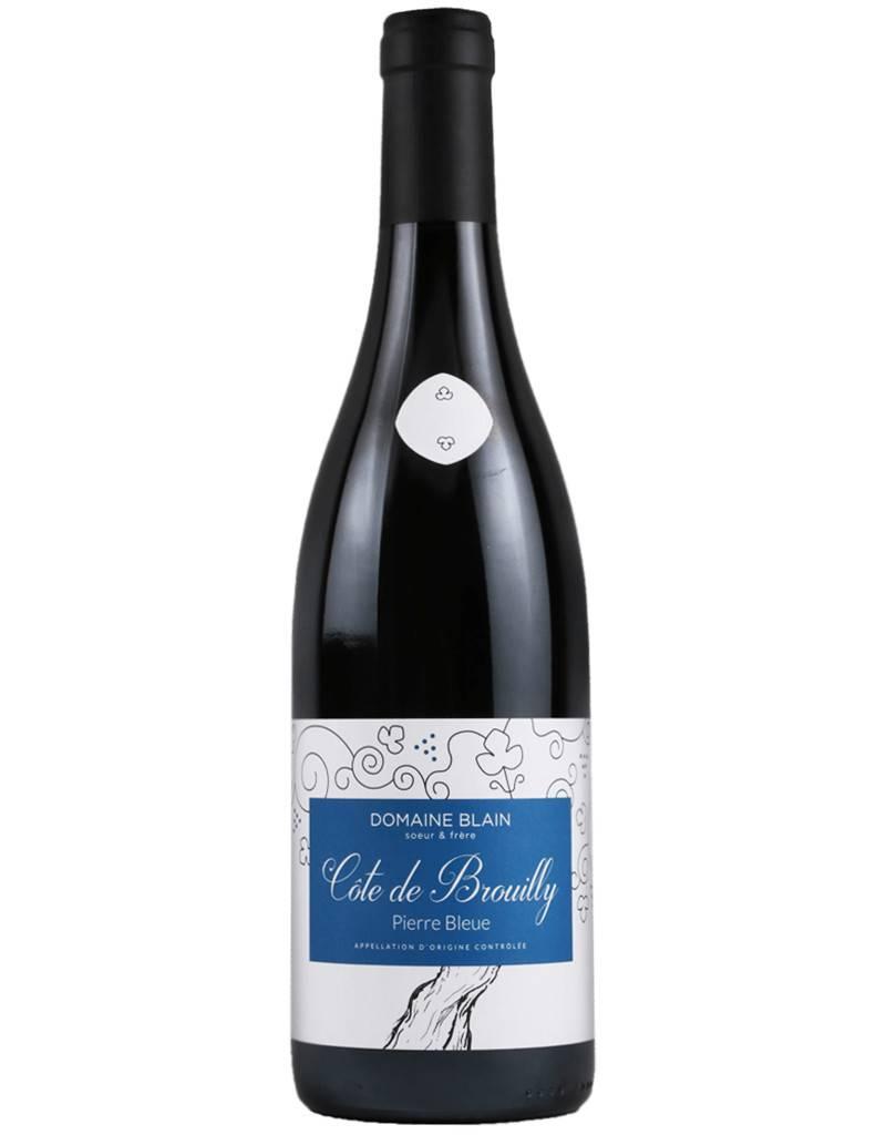 Domaine Blain Soeur & Frere 2016 Cote de Brouilly 'Pierre Bleue' Beaujolais, France