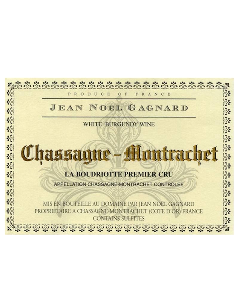Jean Noel Gagnard 2015 'La Boudriotte' Chassagne Montrachet Premier Cru Burgundy