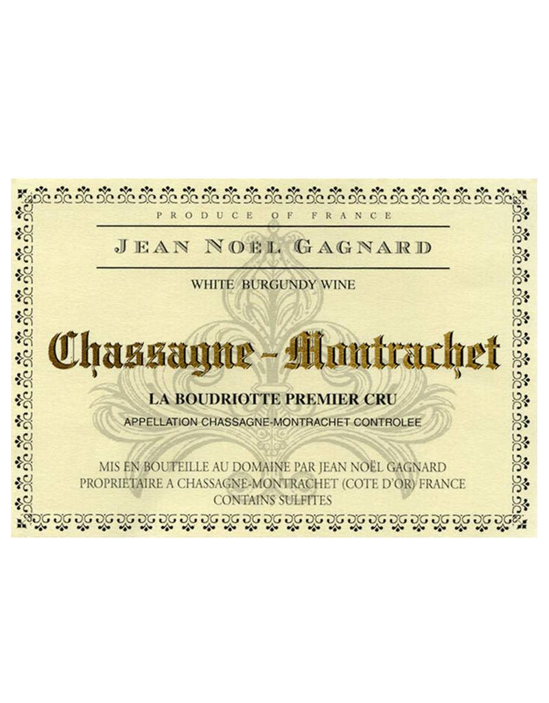 Jean Noel Gagnard 2016 'La Boudriotte' Chassagne-Montrachet Premier Cru Burgundy