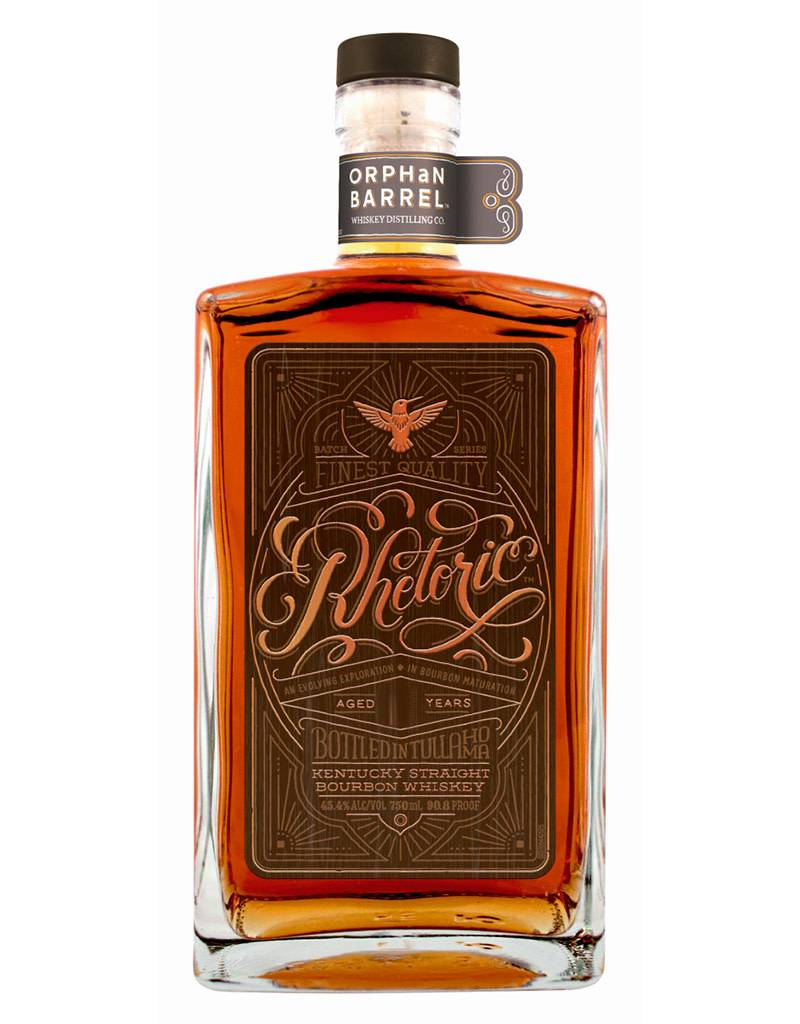 Orphan Barrel 'Rhetoric' Aged 25 Years, Kentucky Straight Bourbon, Kentucky