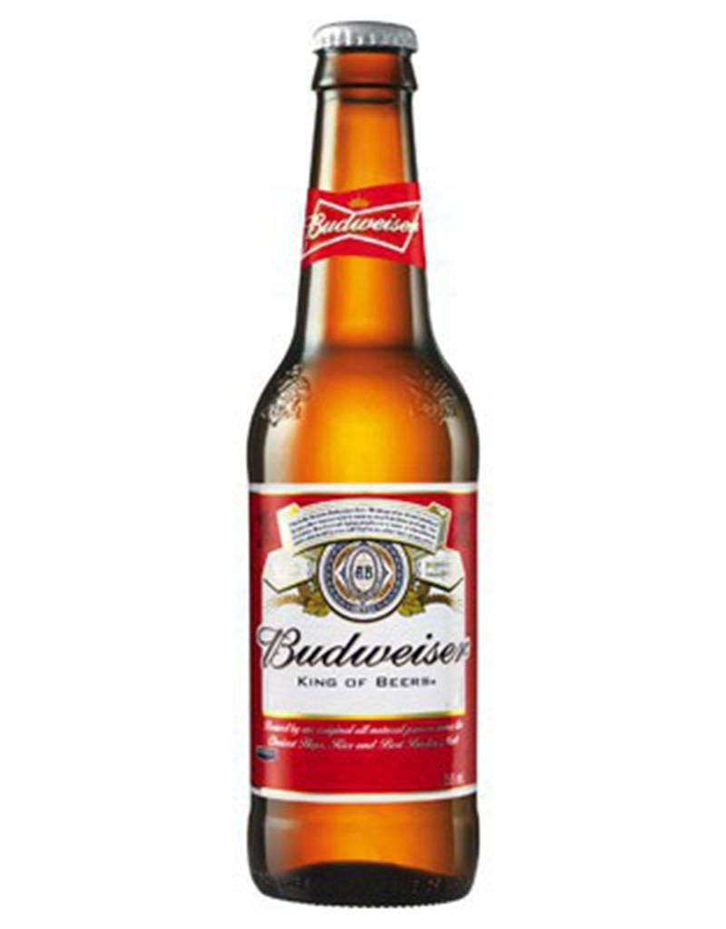 Anheuser-Busch Budweiser Beer, 24pk Bottles