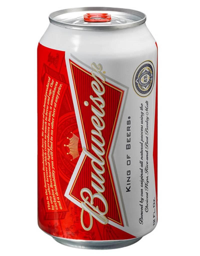 Anheuser-Busch Budweiser Beer, 24pk Cans