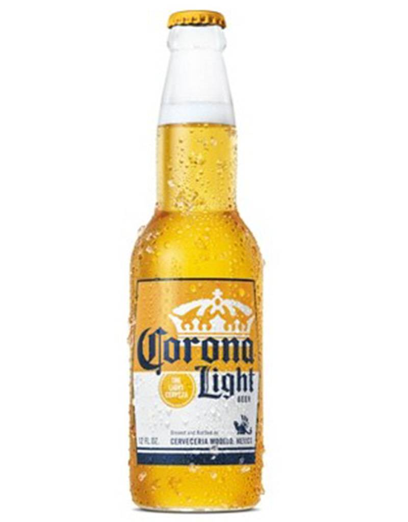 Cerveceria Modelo Corona Light Cerveza, 24pk Beer Bottles