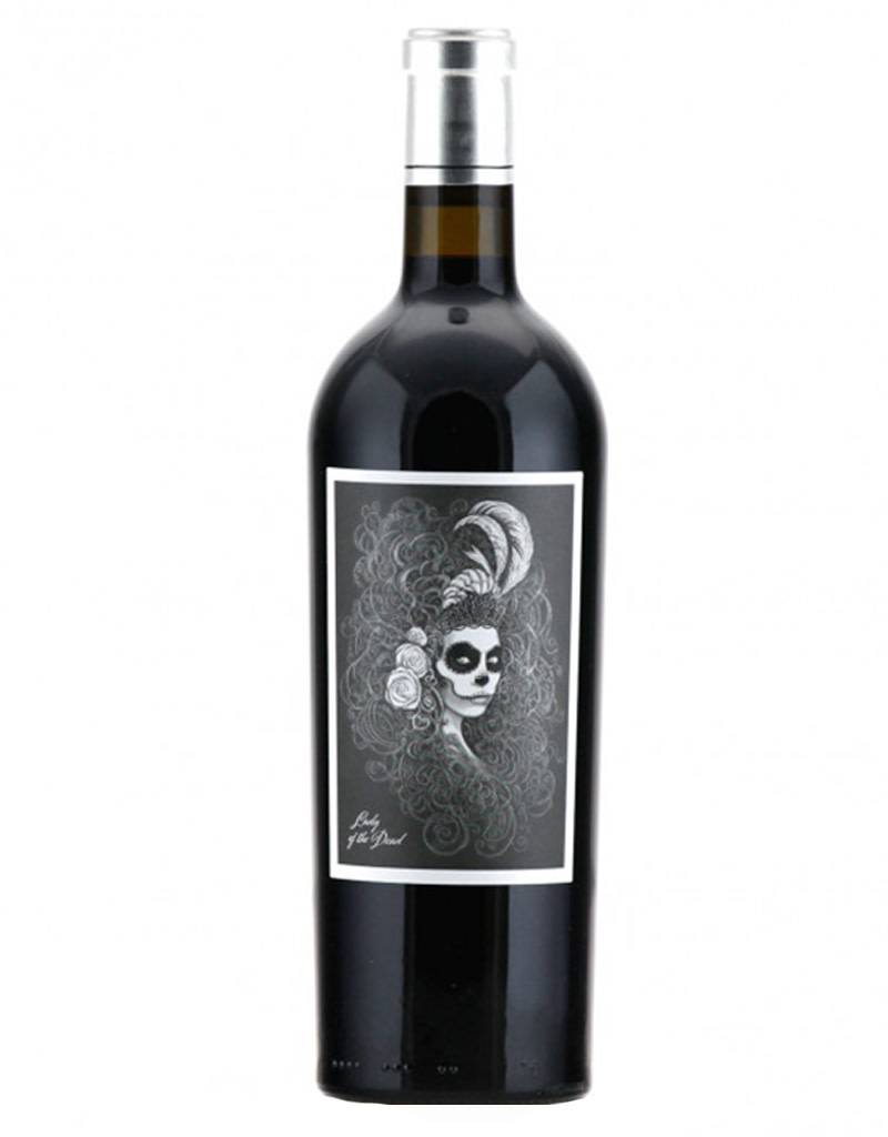 Frias Family Vineyard 2018 'Lady of the Dead' Red, Napa Valley, California