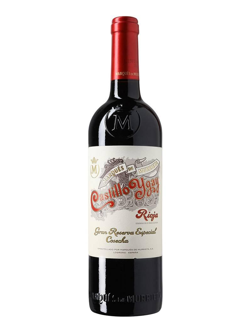 Marques de Murrieta 2009 Castillo Ygay Gran Reserva Especial, Rioja DOCa, Spain