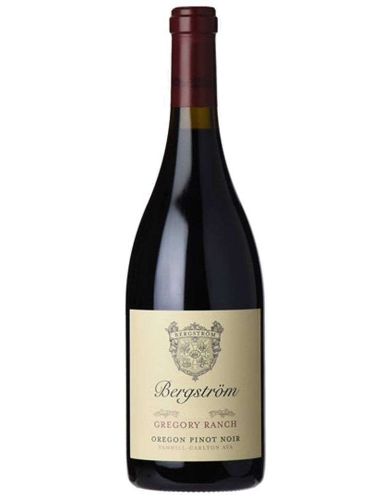 Bergstrom 2015 Gregory Ranch Pinot Noir, Willamette Valley, OR