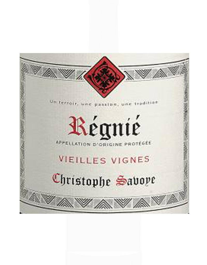 Christophe Savoye 2017 Vieilles Vignes Régnié, Cru Beaujolais, France
