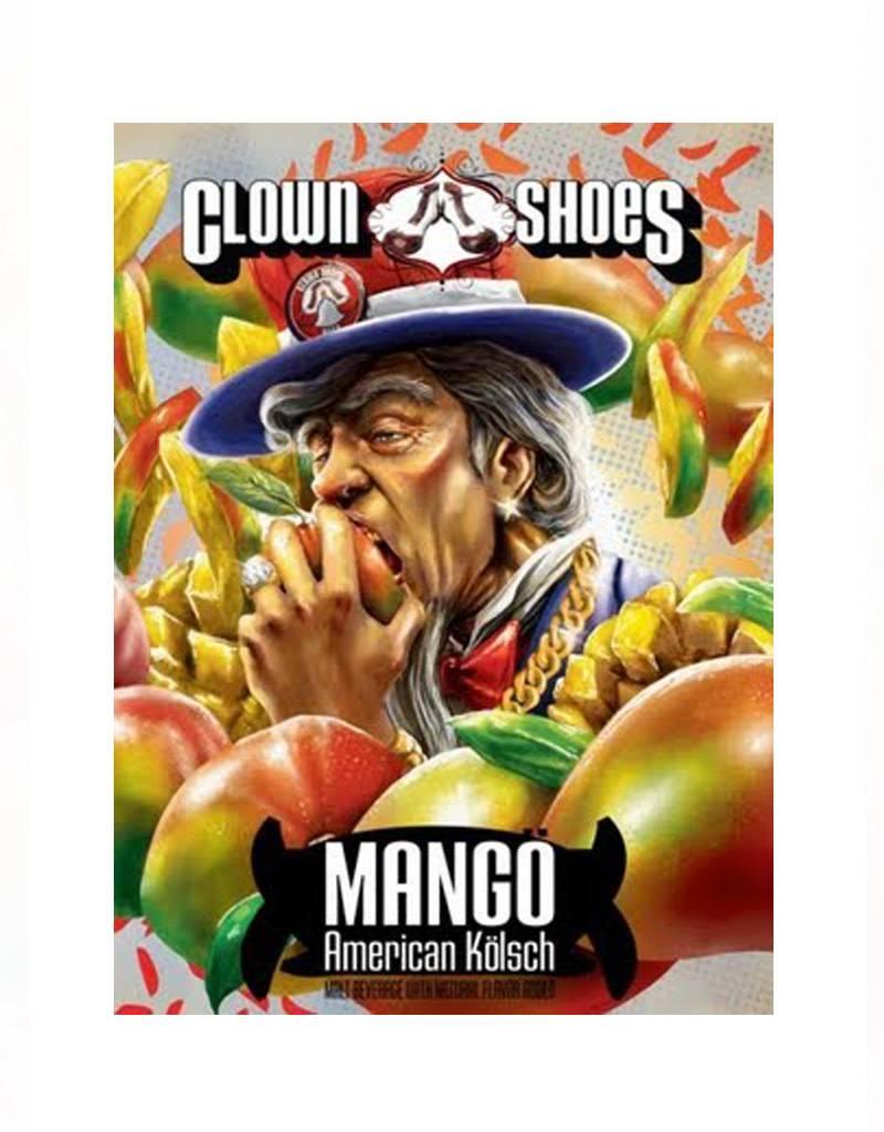 Clown Shoes Beer Mango American Kölsch, Massachusetts, Single 16oz Can