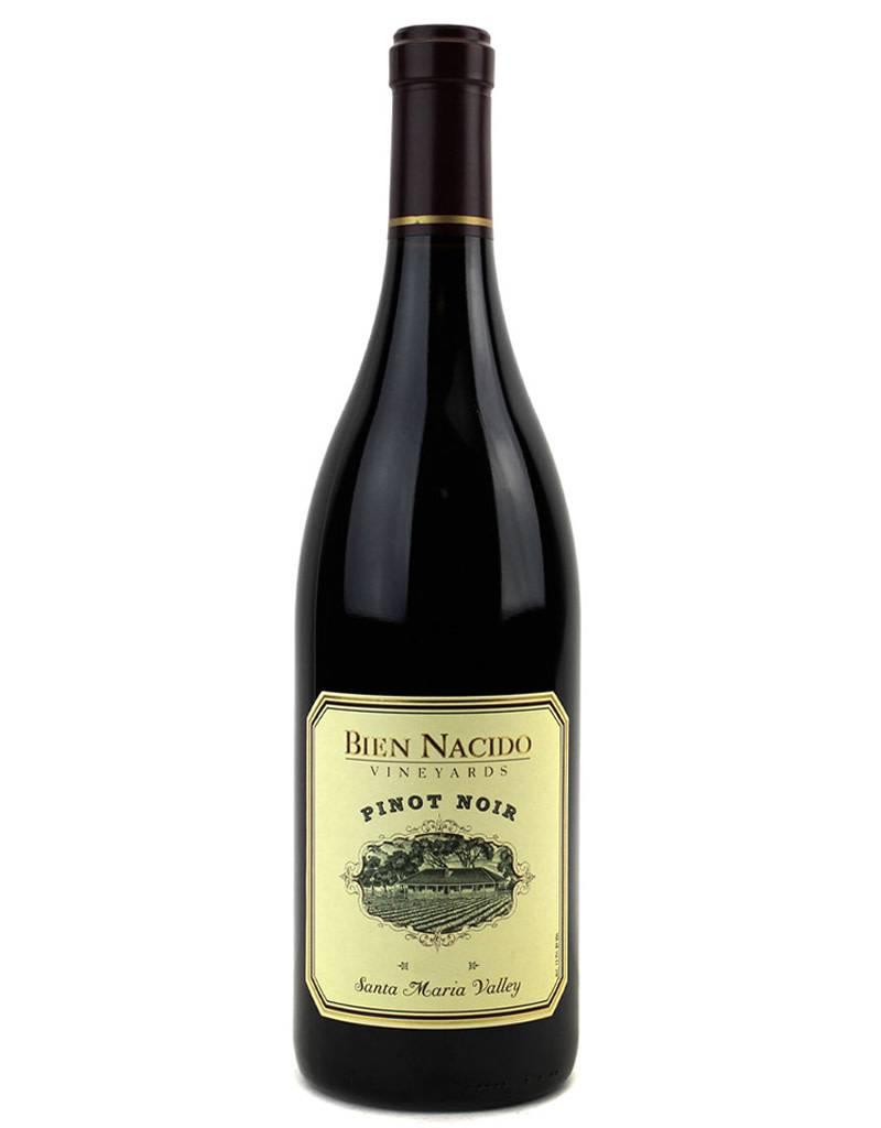 Bien Nacido Estate 2014 Bien Nacido Vineyard Pinot Noir, Santa Maria Valley, Santa Barbara, California