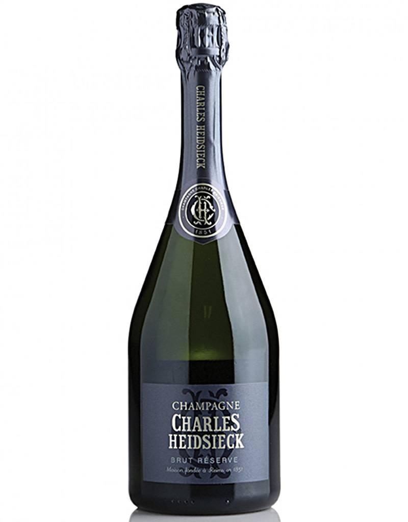 Charles Heidsieck Brut Reserve NV, Champagne, France