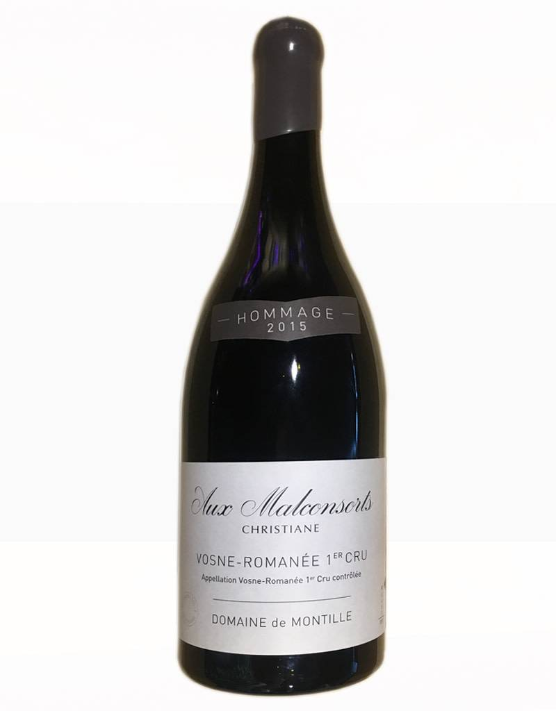 Domaine de Montille Domaine de Montille 2015 Aux Malconsorts, Cuvée Christiane, Vosne-Romanée, Premier Cru, France, 1.5L [No.0452]