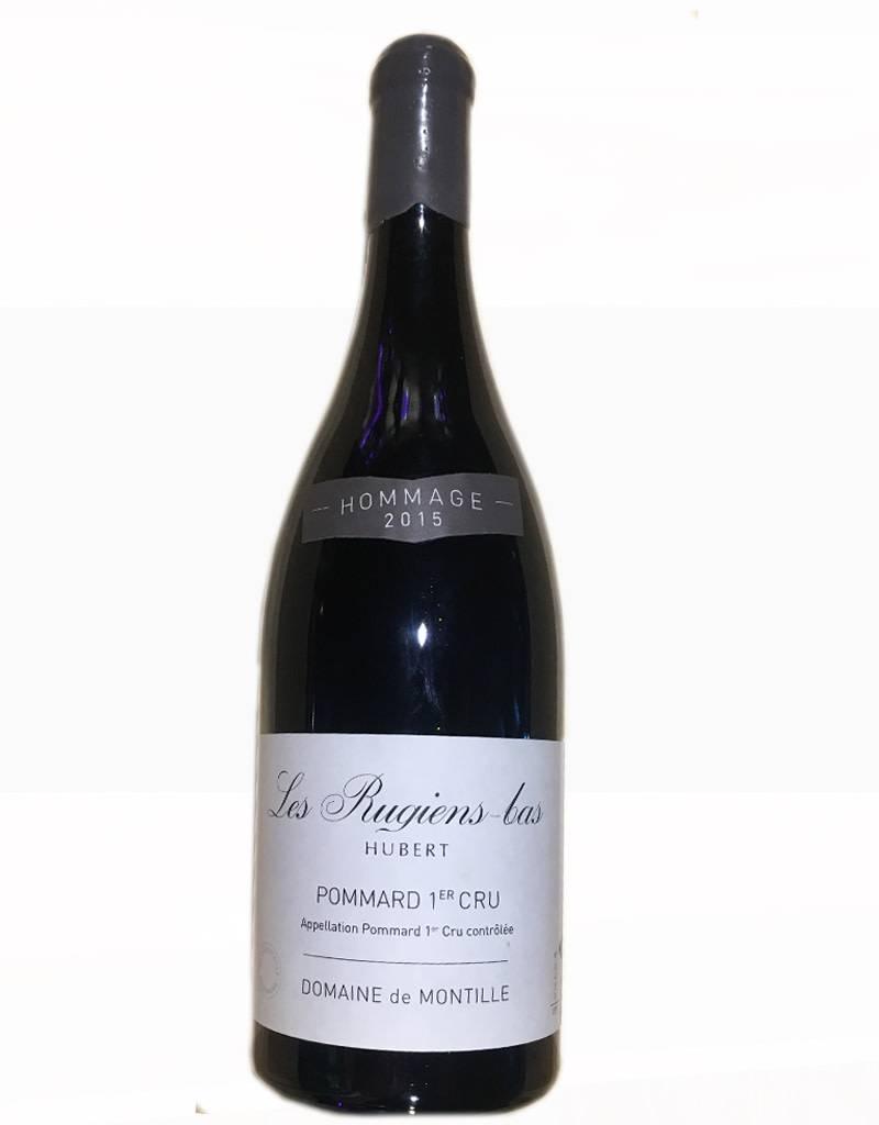 Domaine de Montille Domaine de Montille 2015 Les Rugiens-las, Cuvée Hubert, Pommard, Premier Cru, France, 1.5L [No.0452]