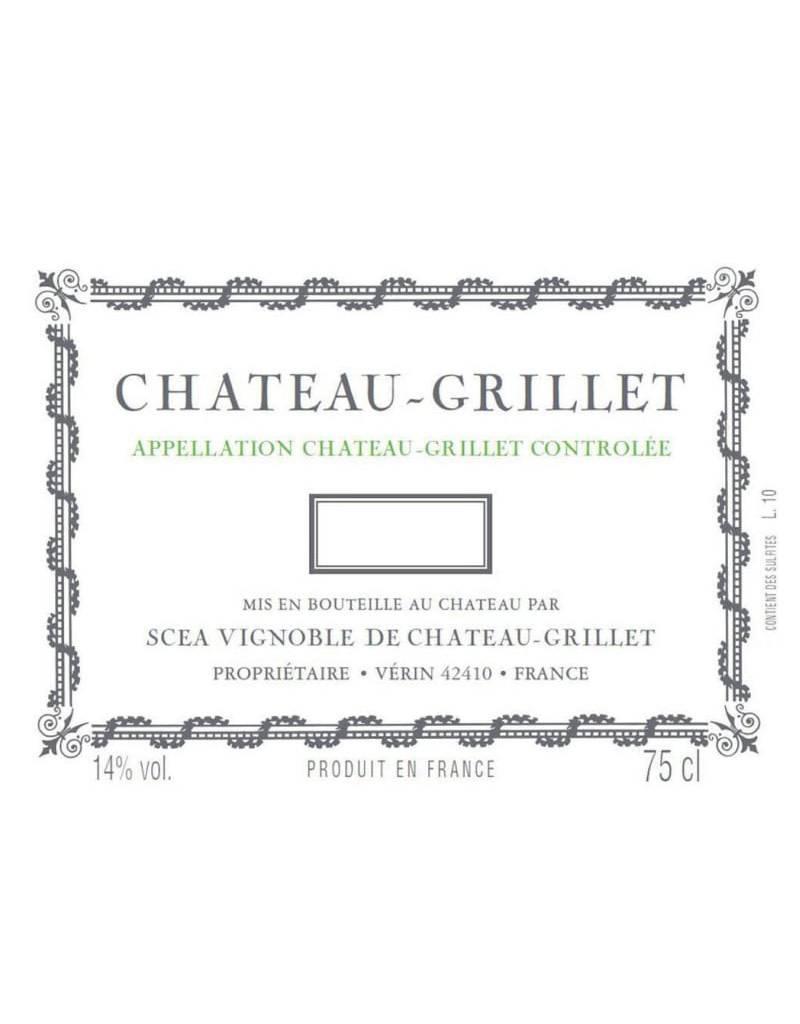 Chateau-Grillet 2010 Viognier, Appellation Chateau-Grillet Controlée, White Rhone, France