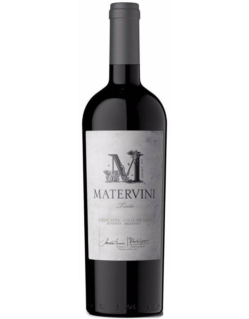 Matervini 2015 Tinto Malbec, Chacayes, Valle de Uco, Argentina