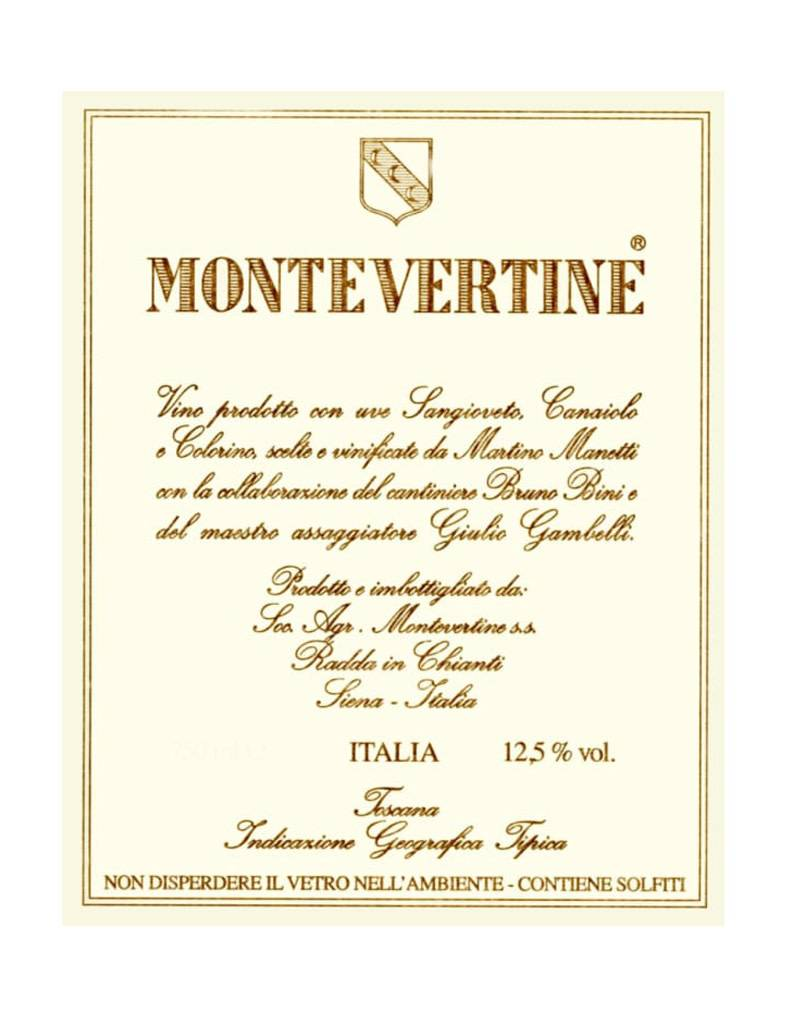Rosenthal Wine Merchant Montevertine 2015 Rosso di Toscana, Italy 3L
