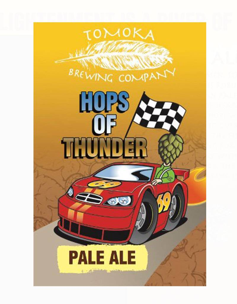 Tomoka Brewing Co. Hops of Thunder Pale Ale, Florida, 6pk Cans