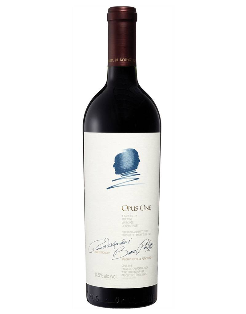 Opus One Opus One 2002 Red Blend, Oakville, Napa Valley, California