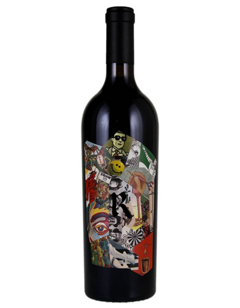 Realm Cellars REALM 2015 'The Absurd' Bordeaux Blend, Napa Valley, California