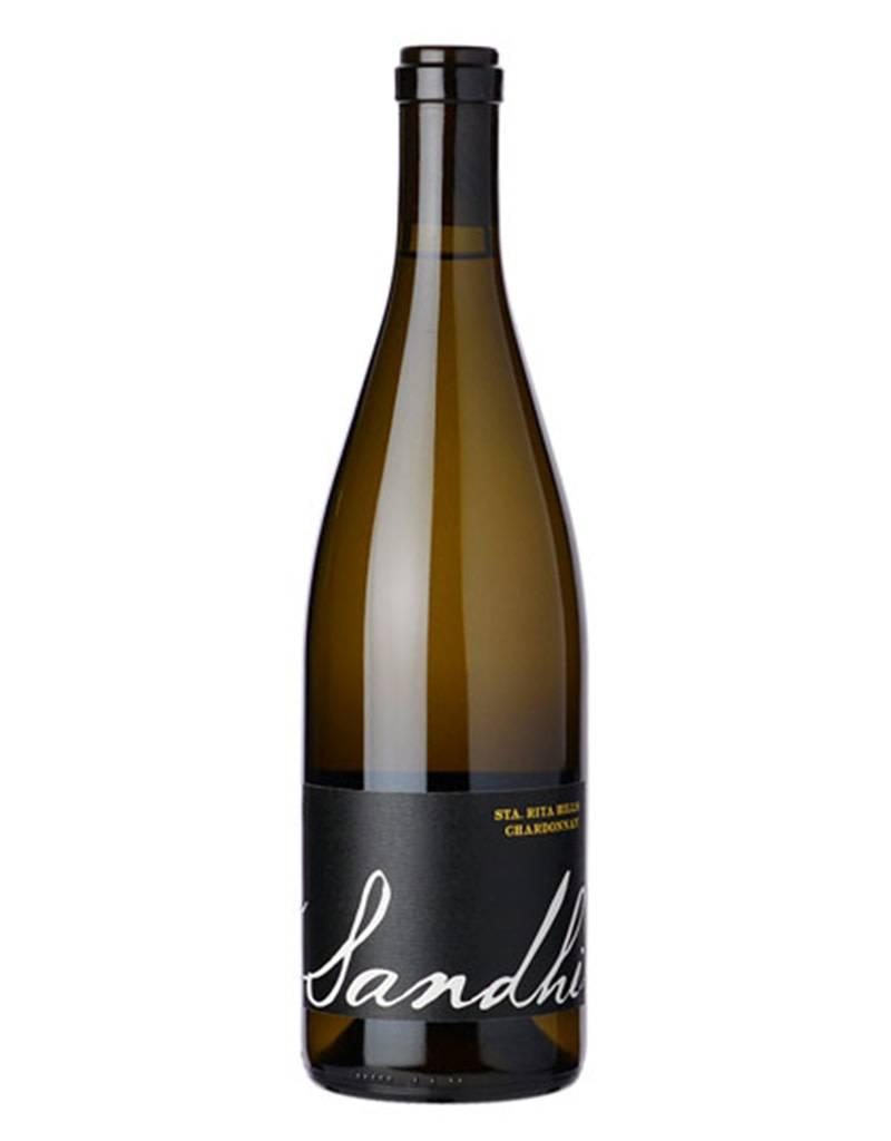 Sandhi 2016 Santa Rita Hills Chardonnay, Santa Barbara County, California