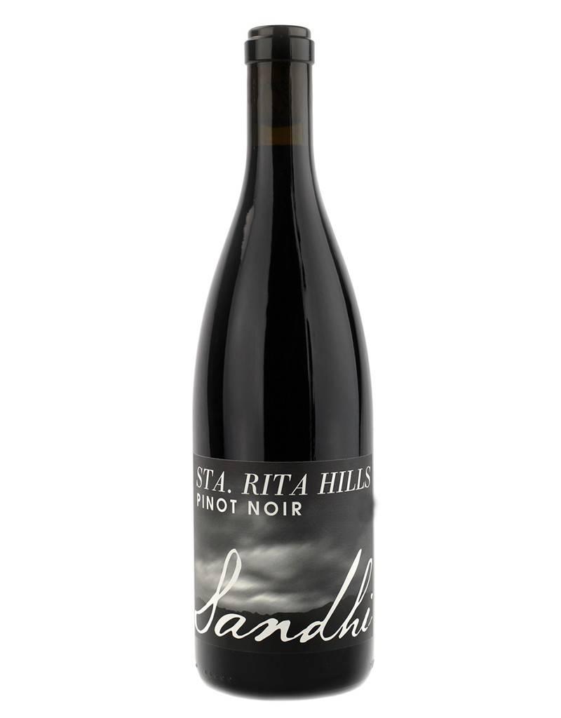 Sandhi 2016 Santa Rita Hills Pinot Noir, Santa Barbara County, California