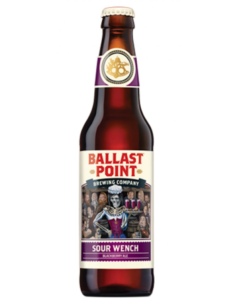 Ballast Point Brewing Company Ballast Point Sour Wench, 6pk Bottles