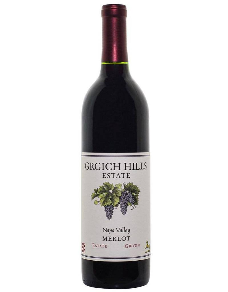 Grgich Hills Estate Grgich Hills 2012 Merlot, Napa Valley, California