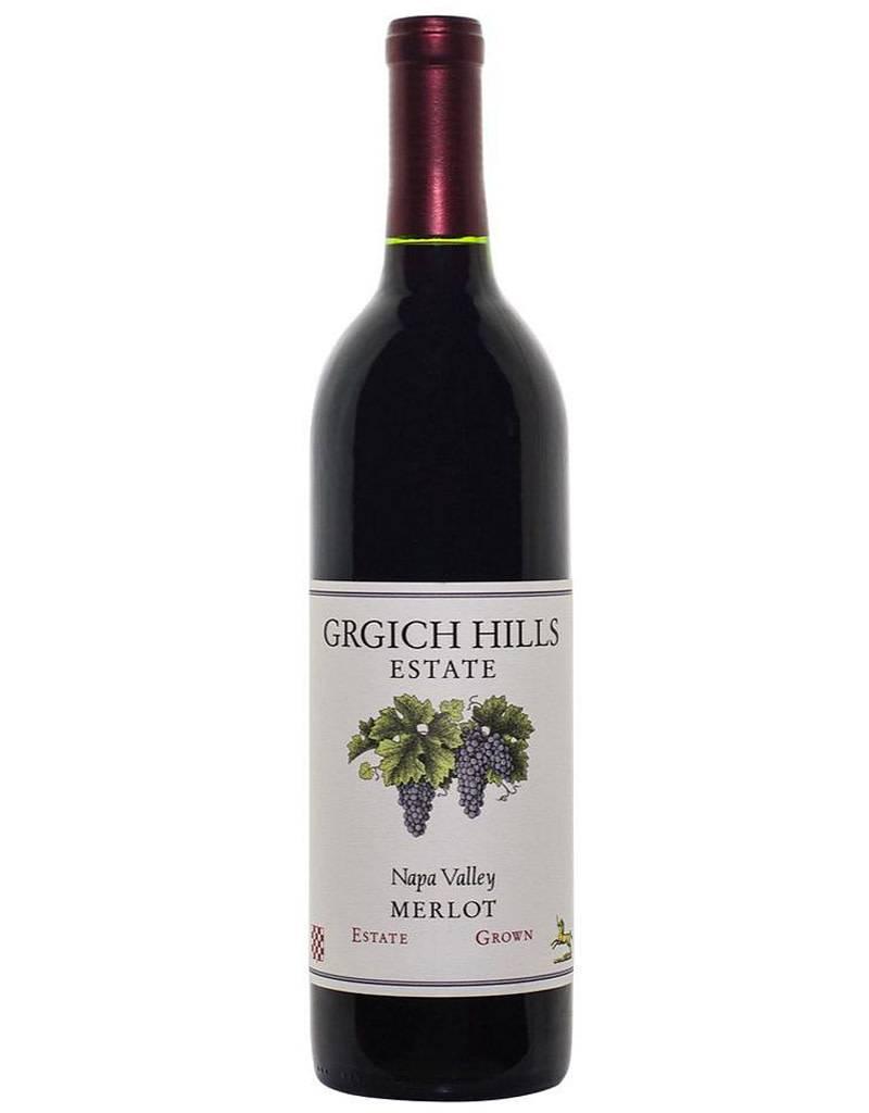 Grgich Hills Estate Grgich Hills 2016 Merlot, Napa Valley, California