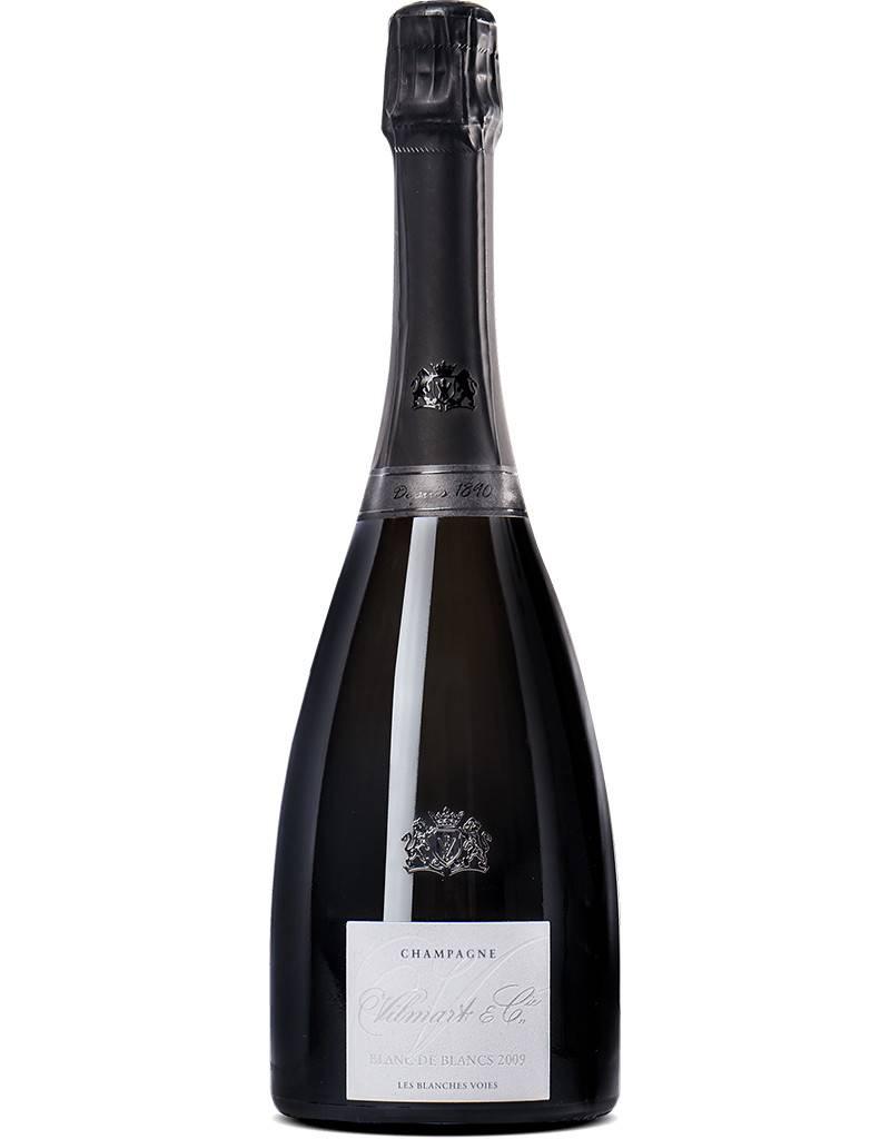 """Vilmart & Cie 2009 """"Les Blanche Voies"""" Blanc de Blancs, Champagne, France"""