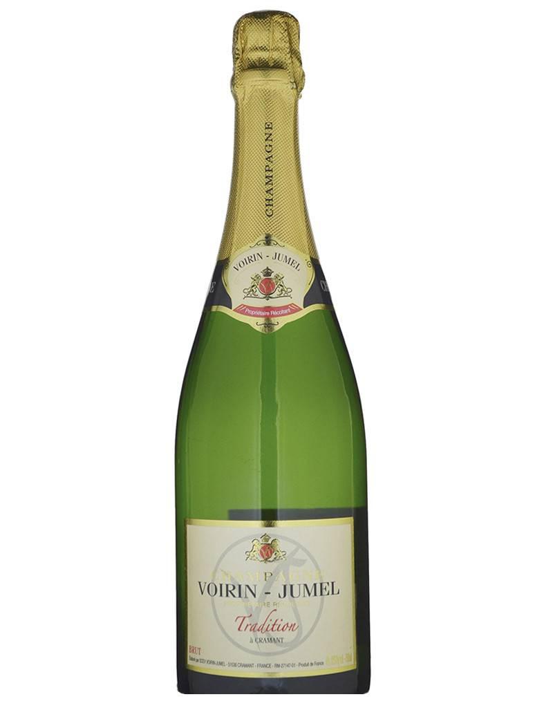 Voirin-Jumel 'Tradition' Brut Champagne, France