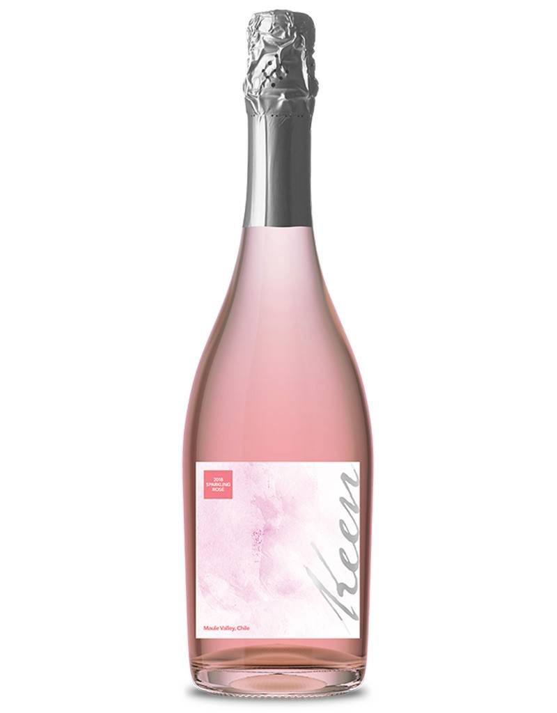 Keen 2018 Sparkling Rose, Chile