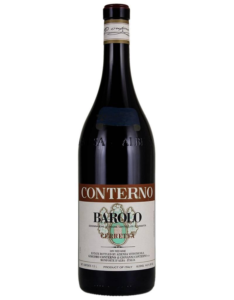 Giacomo Conterno Giacomo Conterno 2016 Cerretta, Barolo, Italy DOCG 1.5L