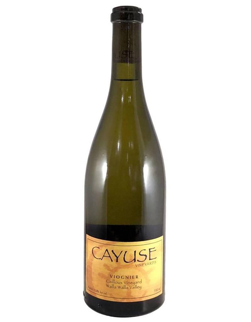 Cayuse Vineyards Cayuse Vineyards 2016 Viognier, Cailloux Vineyard, Walla Walla Valley, Oregon