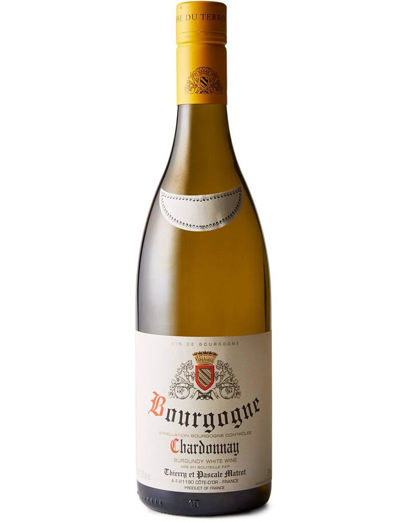 Domaine Thierry Pascal Matrot 2016 Bourgogne Blanc, Chardonnay, Côte d'Or, France