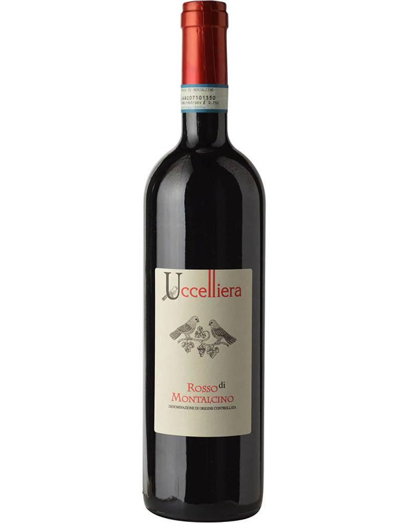 Uccelliera 2016 Rosso Di Montalcino, Tuscany, Italy