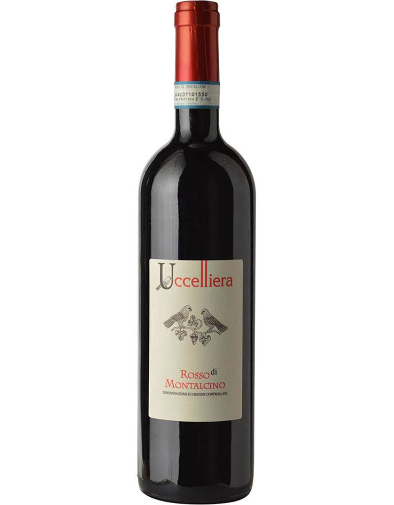 Uccelliera Rosso Di Montalcino 2016, Tuscany, Italy