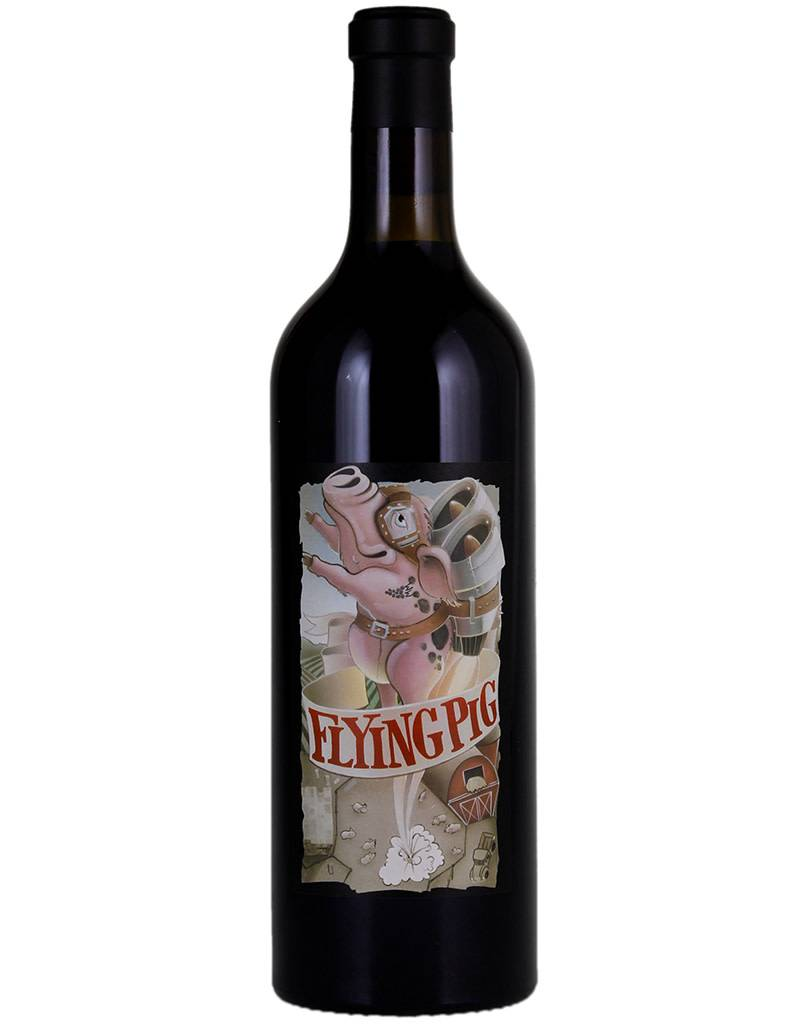 Cayuse Vineyards Cayuse Vineyards 2016 'Flying Pig', Red Blend, Walla Walla Valley, Oregon