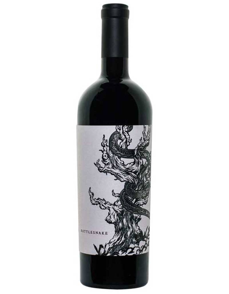 Fontodi Mount Peak Winery Rattlesnake Zinfandel, Napa County