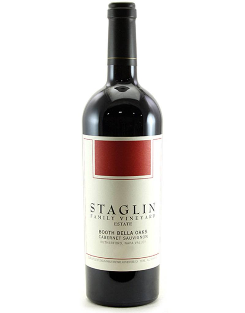 Staglin Family Vineyard Staglin 2013 Family Vineyard Booth Bella Oaks Cabernet Sauvignon, Napa Valley