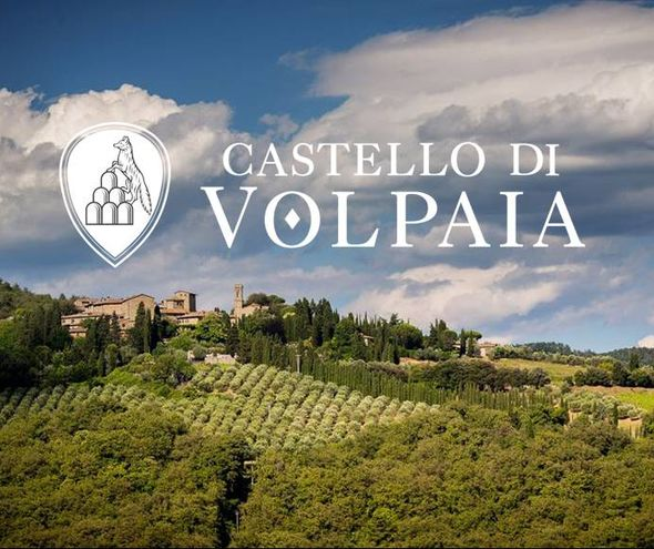 THURSDAY 10 JAN 2019   Chianti's Castello di Volpaia Tasting Seminar w/ Federica Mascheroni Stianti