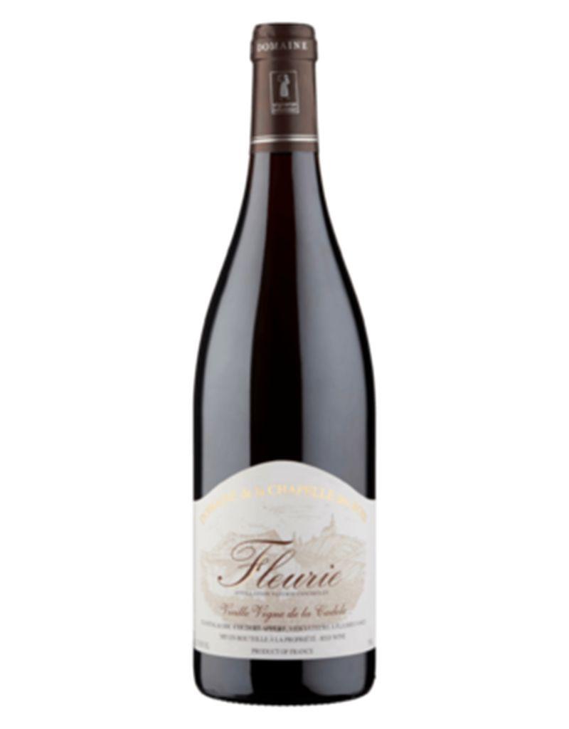 Chapelle des Bois 2015 Fleurie 'Vieilles Vignes de la Cadole'