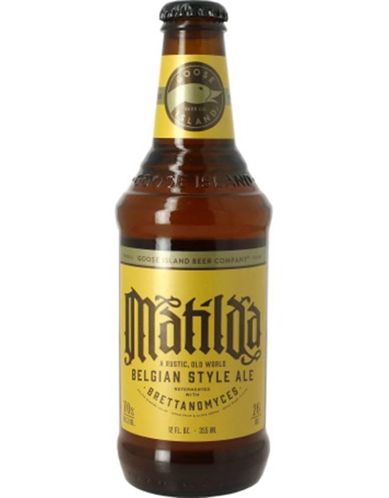 Goose Island Matilda Belgian Style Ale Single