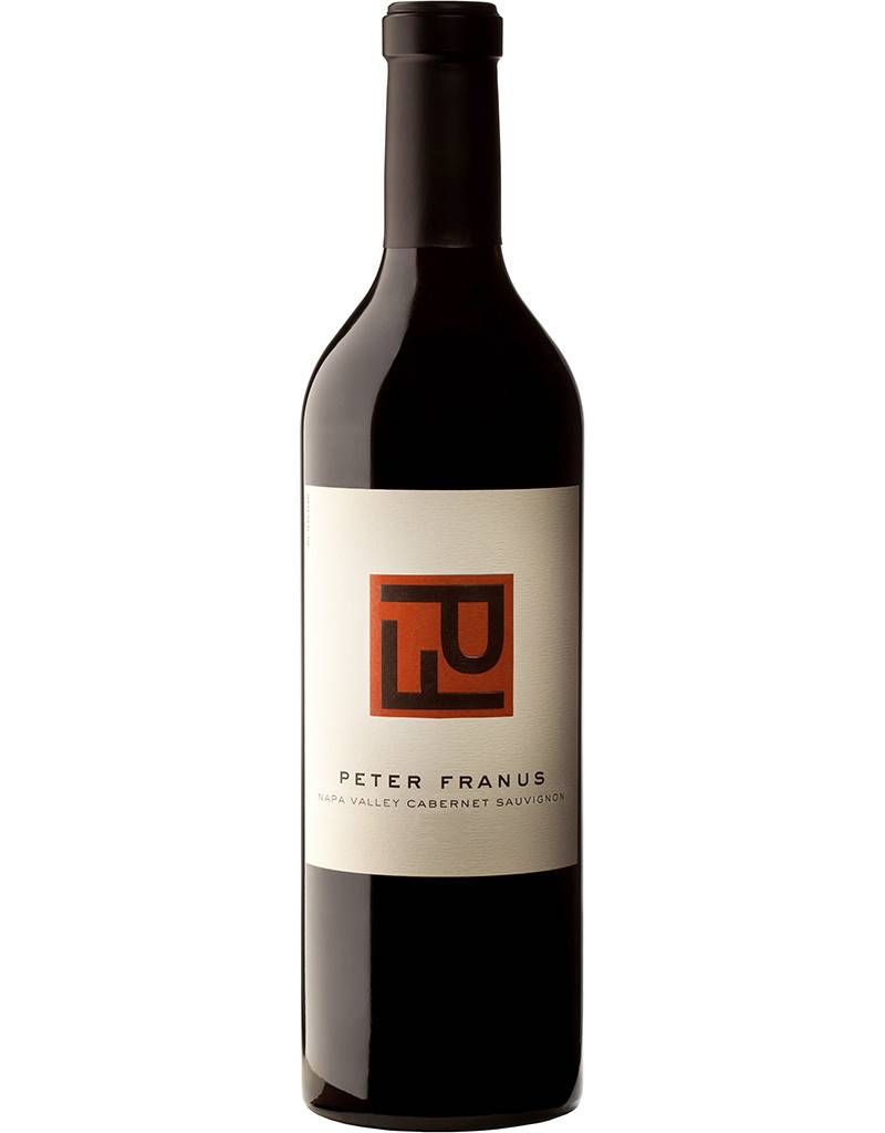 Peter Franus 2013 Cabernet Sauvignon, Napa Valley California