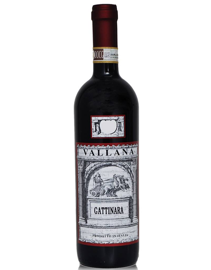 Meteor Vineyards Antonio Vallana e Figlio 2002 Gattinara, Piedmont, Italy